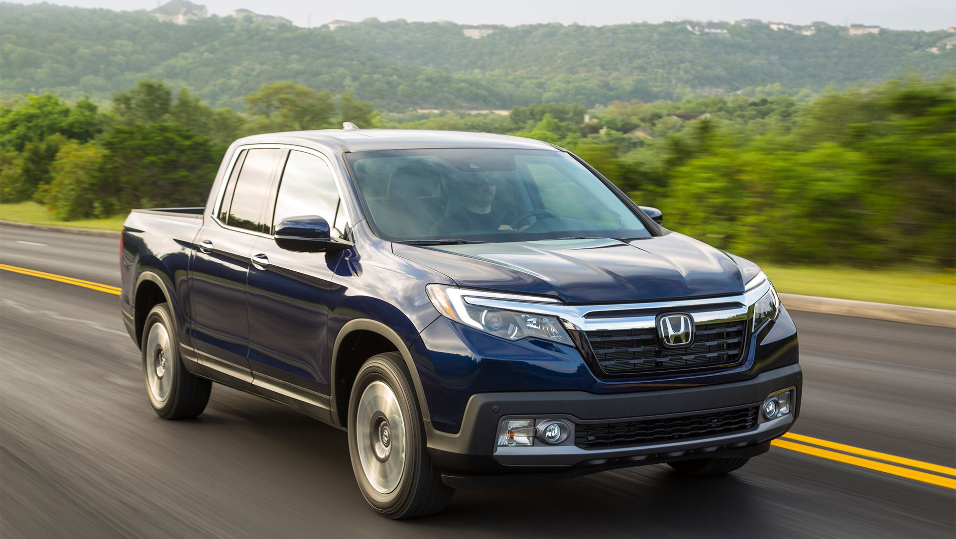 2017 Honda Ridgeline Tops Pickup Trucks in Safety by Earning 5-Star Overall  Vehicle Rating