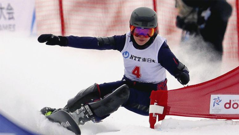 Yanetani brings Japan 1st gold in Asian Winter Games