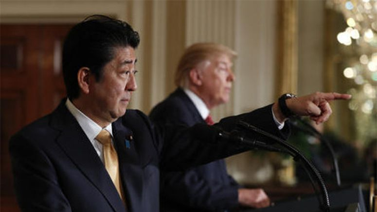 Abe, Trump agree to strengthen bilateral alliance, economic ties