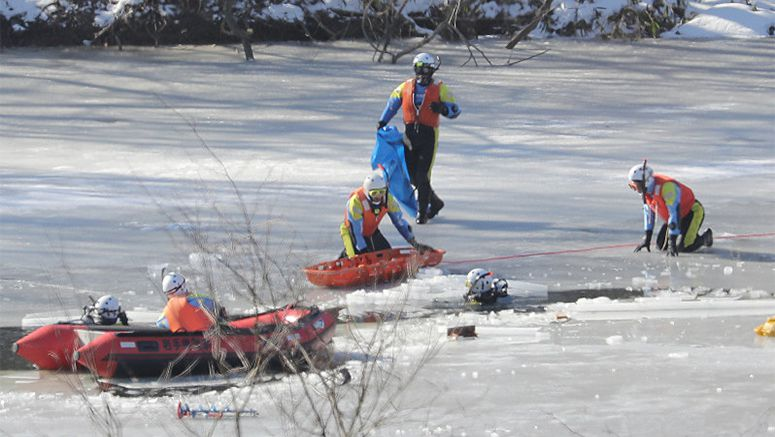4 found dead in Iwate ice fishing accident