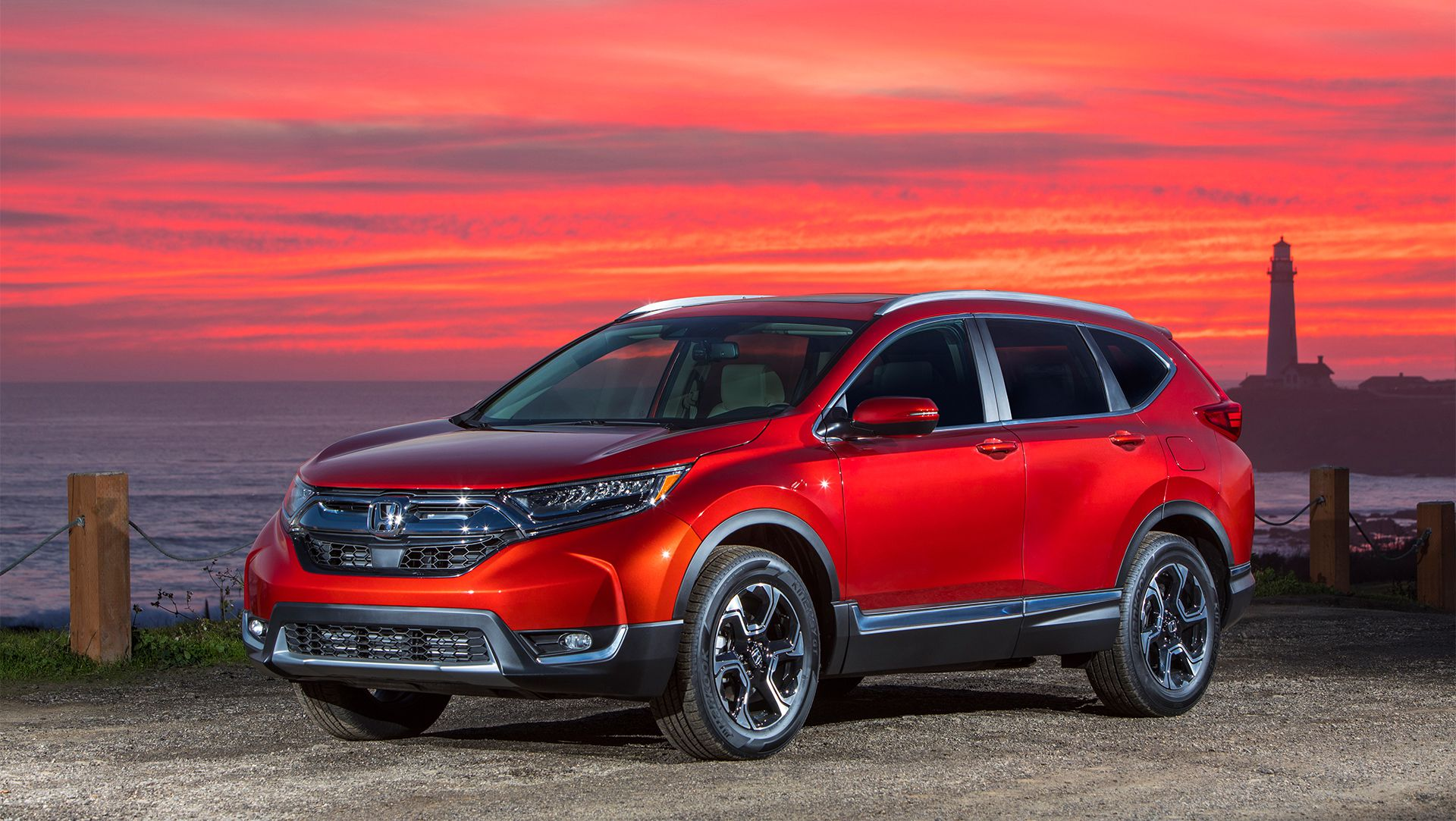 "2017 Honda CR-V, HR-V, Pilot and Odyssey Named ""Best Family Cars of ..."