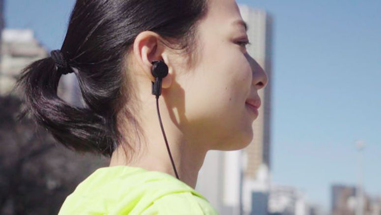 Japanese Start-up Develops 'High-resolution' Bone Conduction Earphones