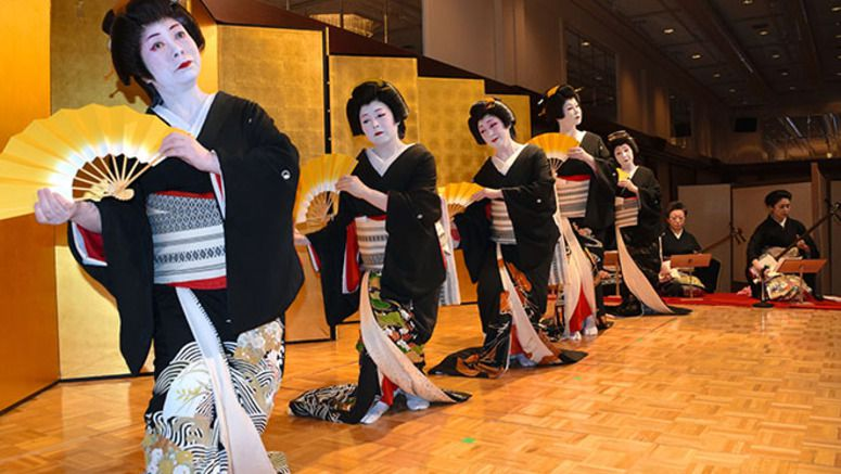 Sapporo geisha get shot in the arm to reestablish failing horrendously convention