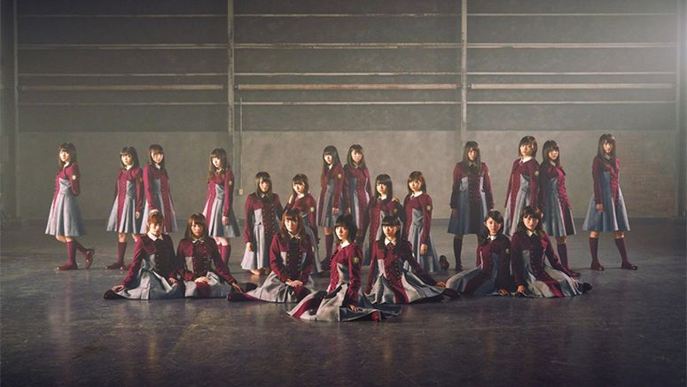 Keyakizaka46's fourth single to be titled 'Fukyouwaon'