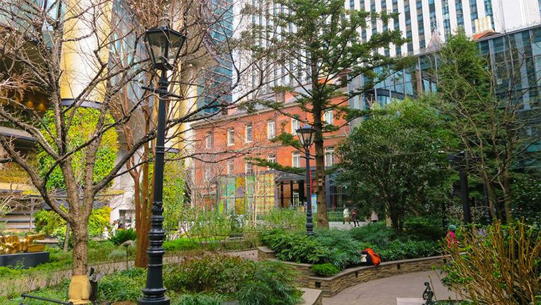 MARUNOUCHI: A tasteful area with a fabulous history
