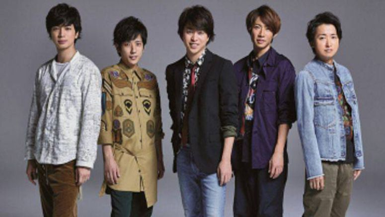 Arashi to release their new single 'I'll be there'