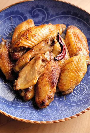 A killer recipe for chicken wing tips as Chinese like to eat them