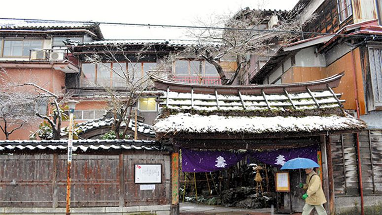 Century-old, Japanese-style restaurants join forces to survive