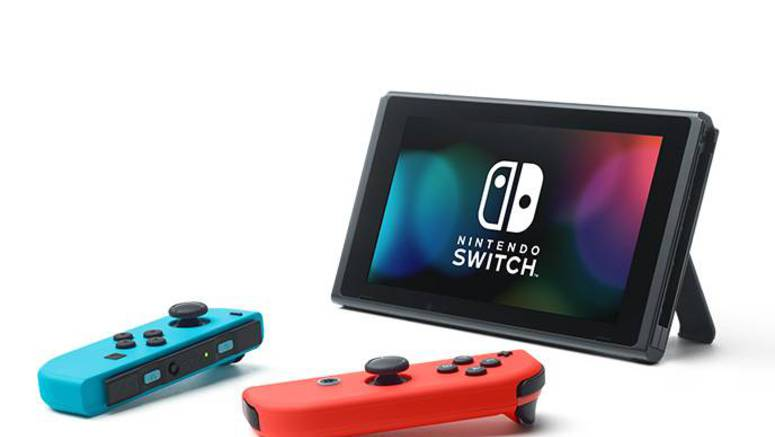 Nintendo Switch Is The Fastest-Selling Console In Nintendo's History