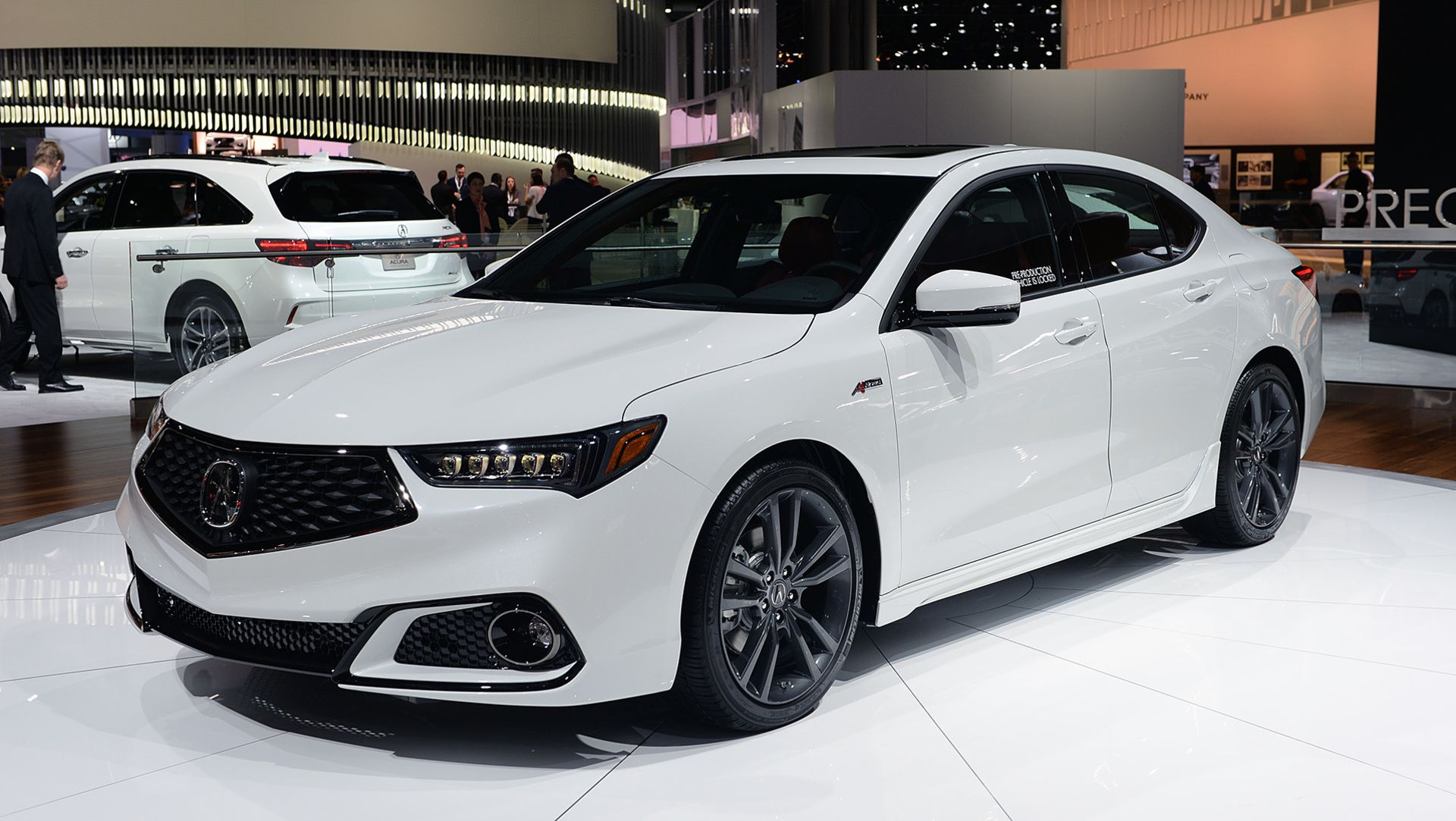 2018 acura tlx gets sporty a spec trim with mid cycle refresh auto moto japan bullet. Black Bedroom Furniture Sets. Home Design Ideas