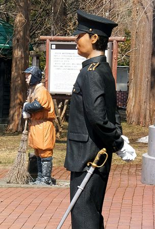 Changing of the guard at popular Hokkaido prison museum