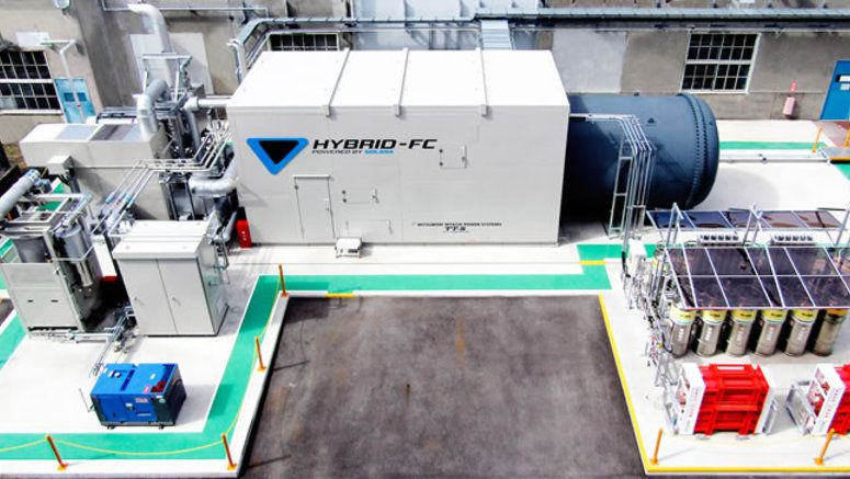 Toyota Starts Trial of a Hybrid Power Generation System installed at Motomachi Plant in Toyota City