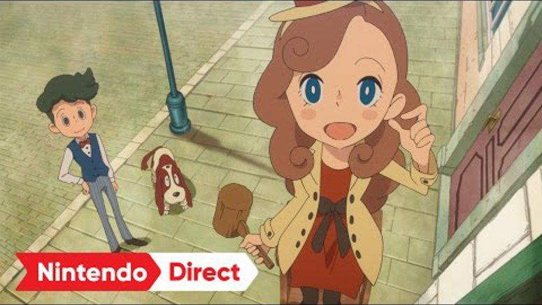 Next 'Layton' Game Will Be Arriving On iOS And Android This July