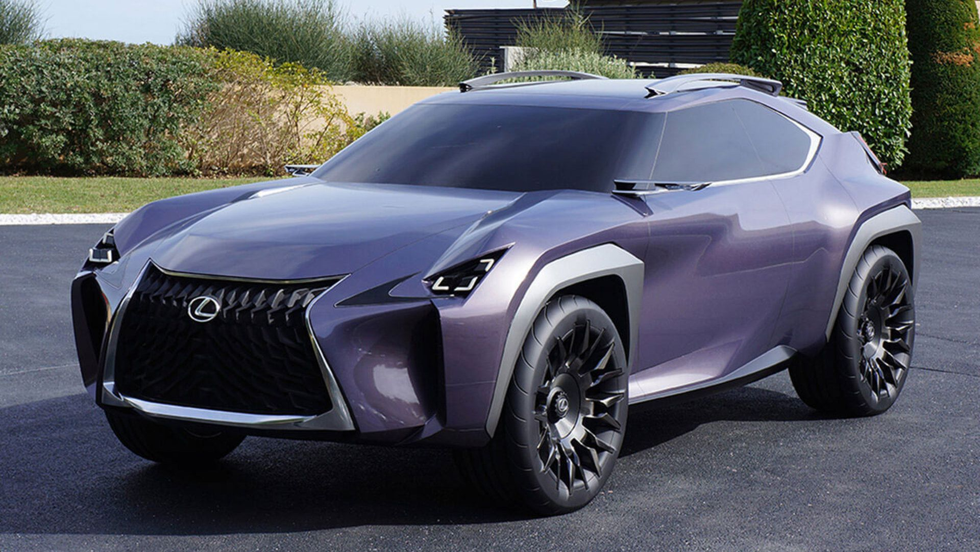 Video Designing The Lexus Ux Crossover Concept Auto Moto Japan Car Sketch