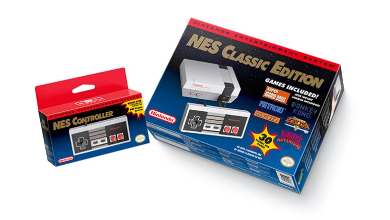 NES Classic Discontinued In Europe As Well