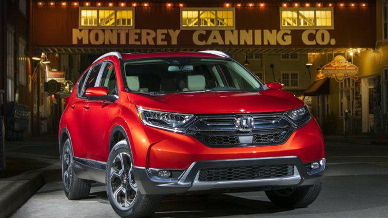 Honda CR-V Hybrid Coming — But Not to North America