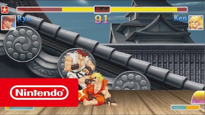 Ultra Street Fighter II: The Final Challengers Trailer Released