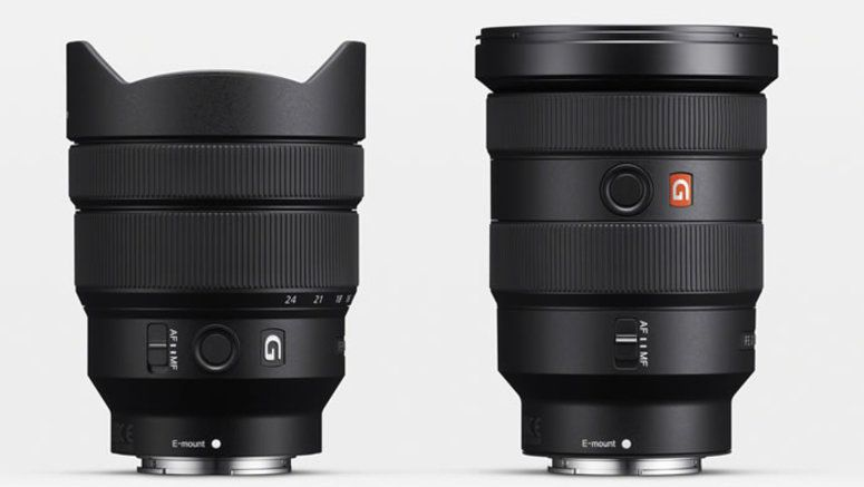 Sony Announces Two New Wide-Angle Full-Frame E-Mount Lenses – SEL1635GM and SEL1224G