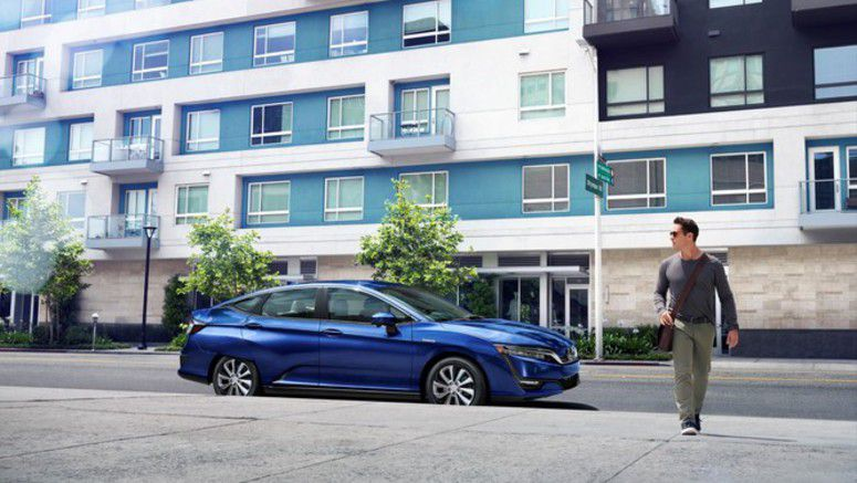 Available August, Honda Announces 2017 Clarity Electric Lease Price at $269 a Month