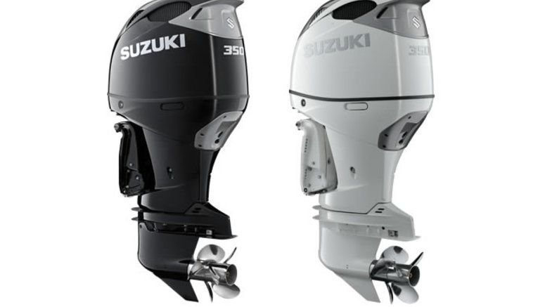 Suzuki Unveils Maximum 350-Horsepower DF350A Outboard