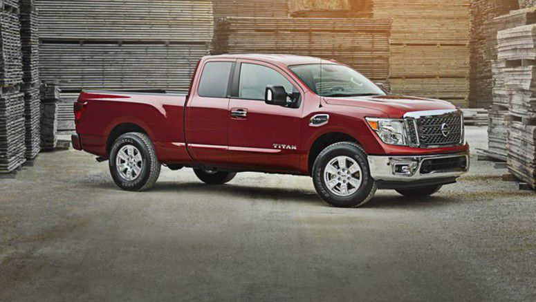 Nissan announces pricing on new 2017 TITAN  and TITAN XD King Cab models