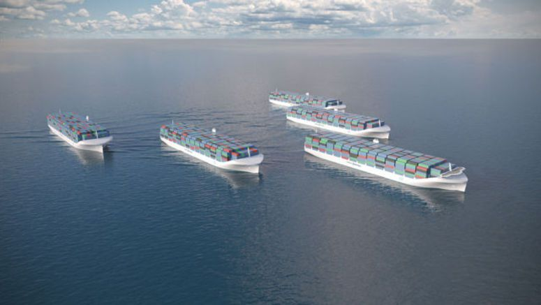 Japan Looking To Launch Self-Navigating Cargo Ships