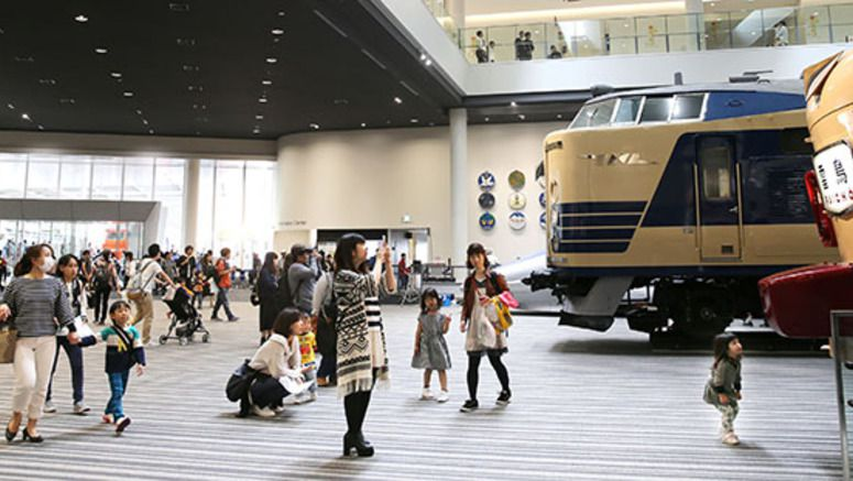 After successful first year, Kyoto Railway Museum faces challenge