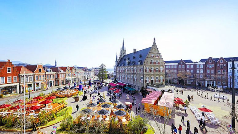 Huis Ten Bosch plans to compete with Universal, Disney in Asia