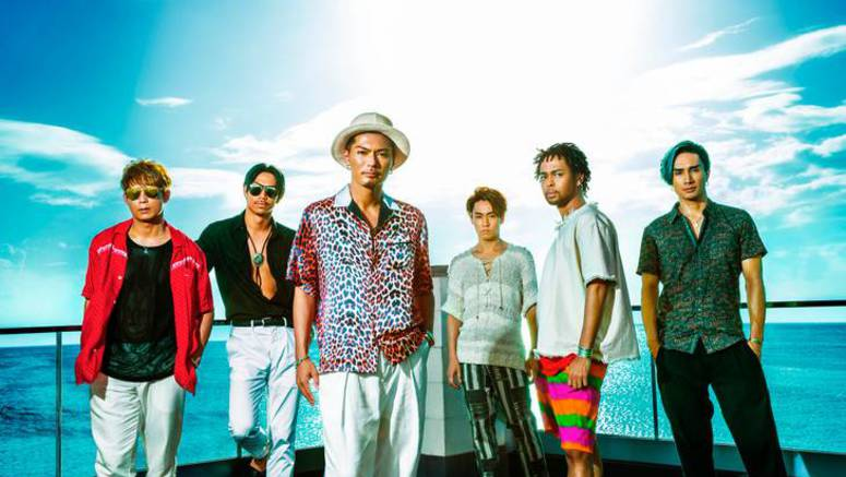 EXILE THE SECOND spend the summer in Guam in new PV