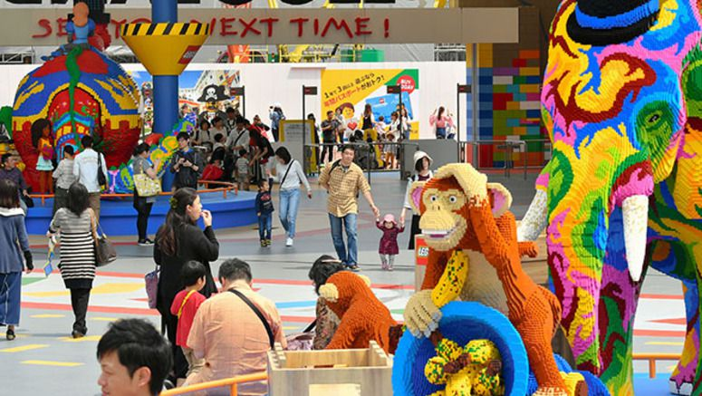 Legoland Japan offers discounts after complaints about high fees