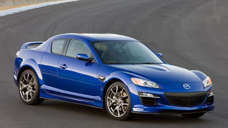 Mazda RX-8 Affected by Two Separate Recalls