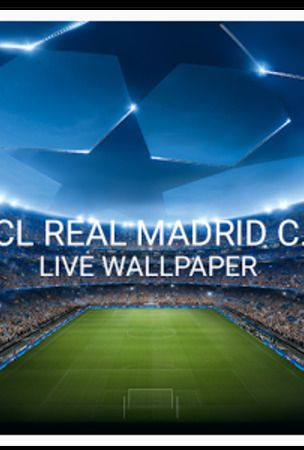Sony releases Real Madrid live wallpaper