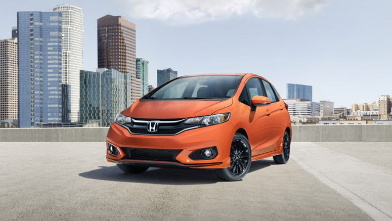 Fresh and Furyous: New, Sporty and Feature Rich 2018 Honda Fit Goes on Sale Today
