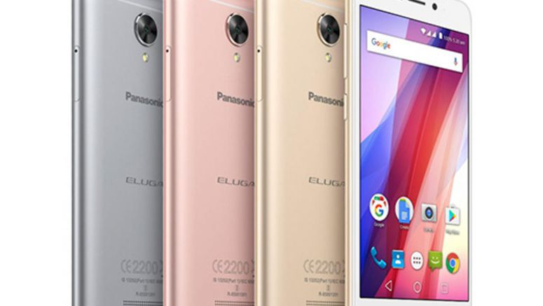 Panasonic Eluga I2 Active 4G LTE-Enabled Android 7.0 Smartphone