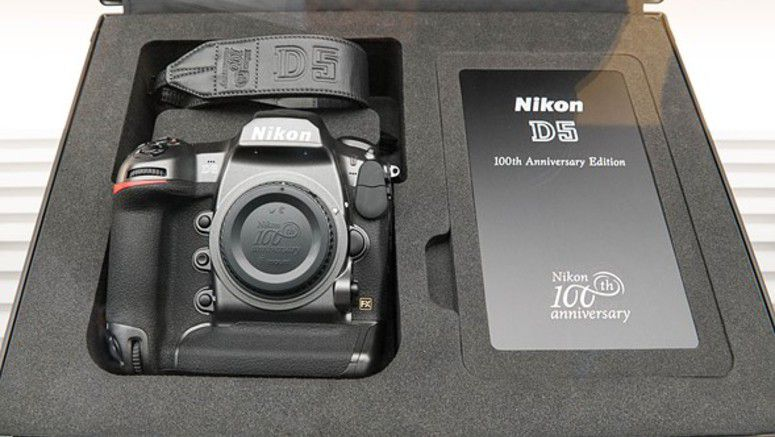Nikon delays 100th Anniversary D5, D500 and lenses over logo printing issue