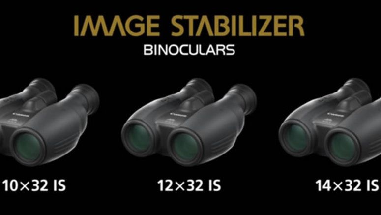 Canon unveils three new binoculars featuring enhanced image stabilization technologies - Fareastgizmos