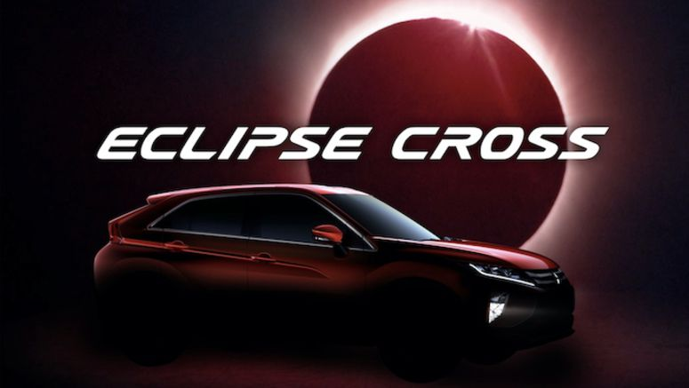 Mitsubishi is Taking the Eclipse Cross to Watch the Solar Eclipse