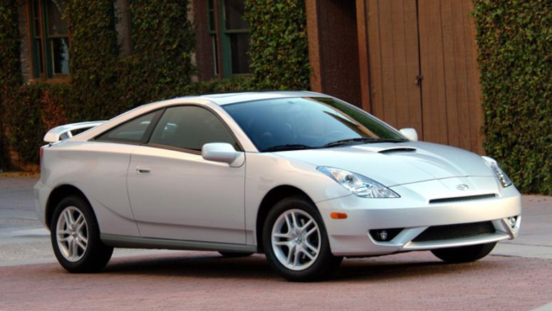 False Hope? Toyota Files Trademark Application for 'Celica'