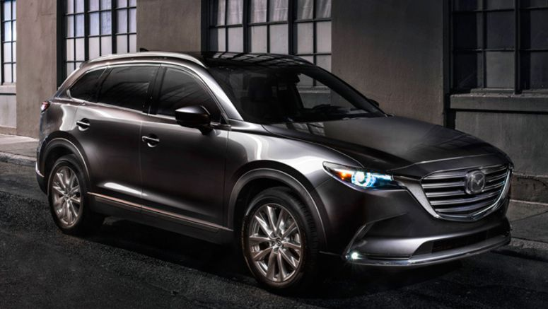 2018 Mazda CX-9 Adds New Standard Tech Features