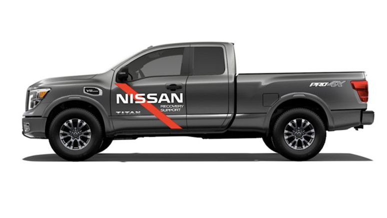 Nissan Joins the Hurricane Harvey Relief and Recovery Efforts