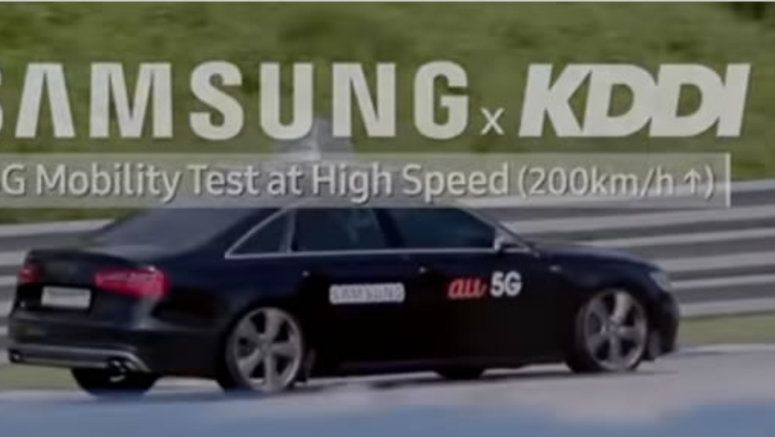 KDDI and Samsung Break Track Record in High-Speed 5G Mobility Test - Fareastgizmos