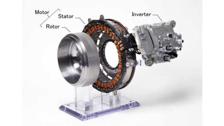 Mitsubishi Electric Begins Mass-producing Auto Industry's First Crankshaft ISG System for 48V Hybrid Vehicles - Fareastgizmos