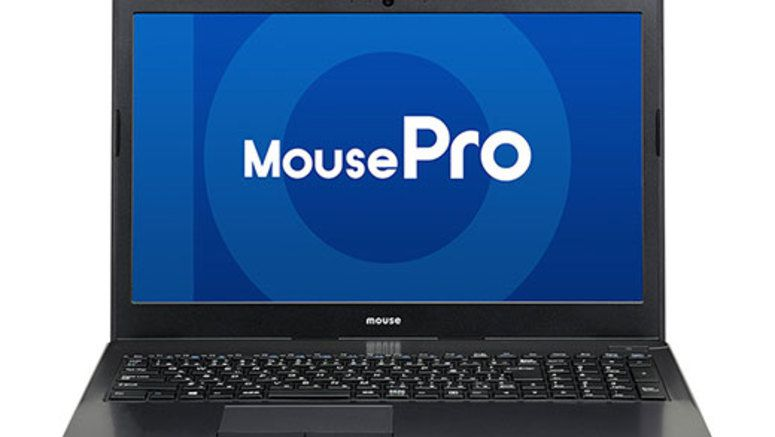 Mouse Computer MousePro-NB591F 15.6-Inch Full HD Notebook