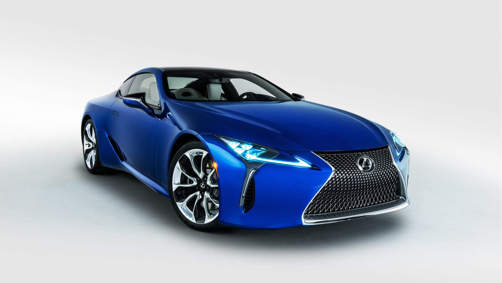 ... Lexus And Marvel Create Black Panther Inspired LC Concepts