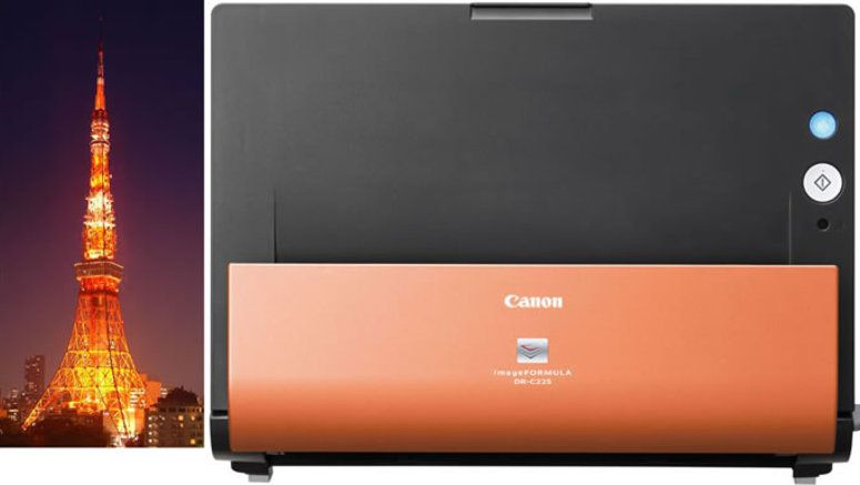 Canon Announces Special Limited Edition Scanner Models - Fareastgizmos