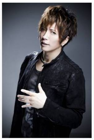 GACKT signs with Malaysian entertainment agency