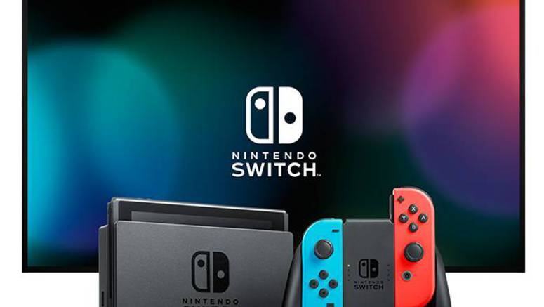 Nintendo Switch Named As TIME's Top Gadget Of 2017