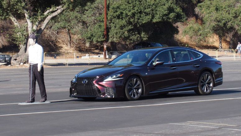 Toyota/Lexus Beef Up Safety and Driver Assistance Technology