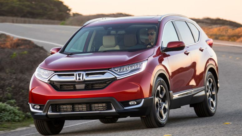 2018 Honda CR-V Pros and Cons
