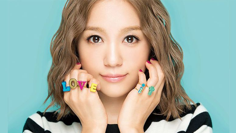 "Nishino Kana Continues the Love with ""LOVE it"""